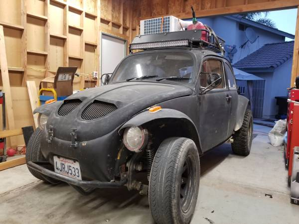 1973 VW Baja Bug For Sale