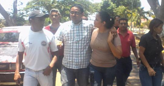 APURE: Detenido y liberado Juan García del Chavismo disidente en San Fernando. (Foto/Video)