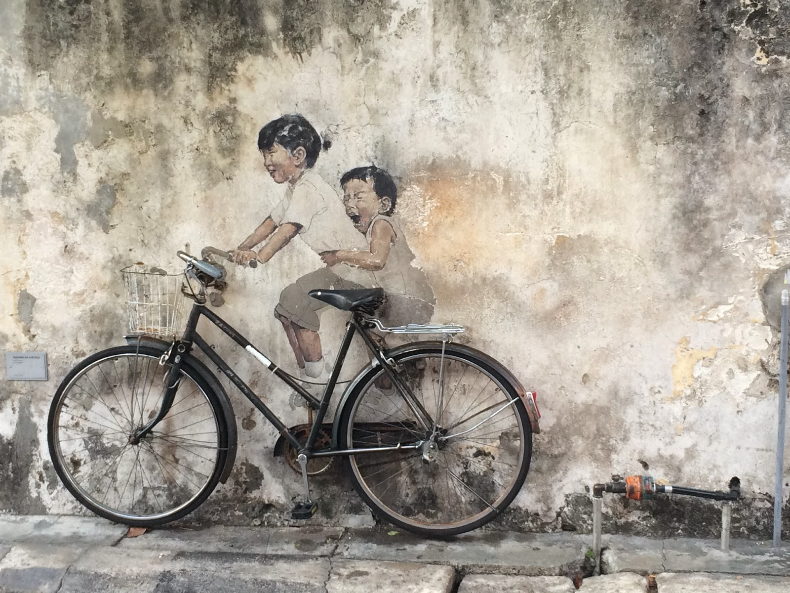 Street Art - Bicycle