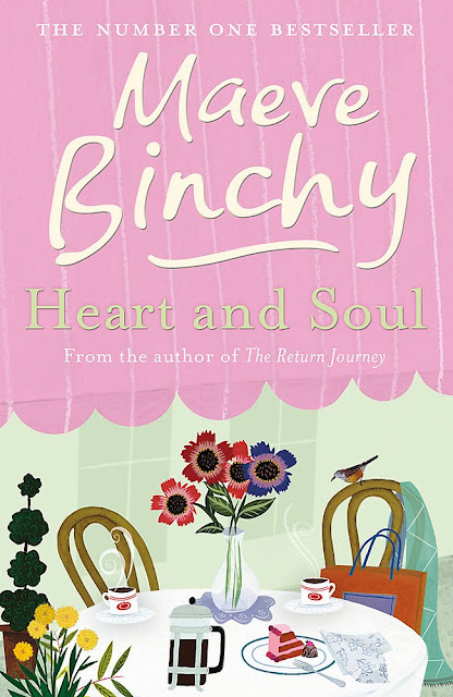 heart-and-soul, maeve-binchy, book
