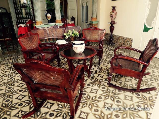 Mobiliário do Hostal Casa Jose y Fatima