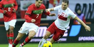 Polonia vs Portugal