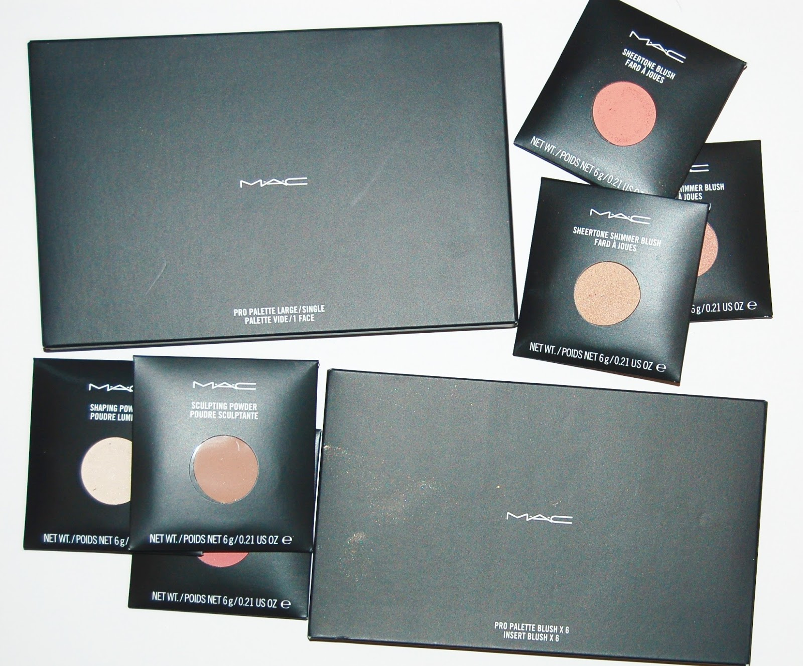 MAC Contour & Sculpt Yourself Palette