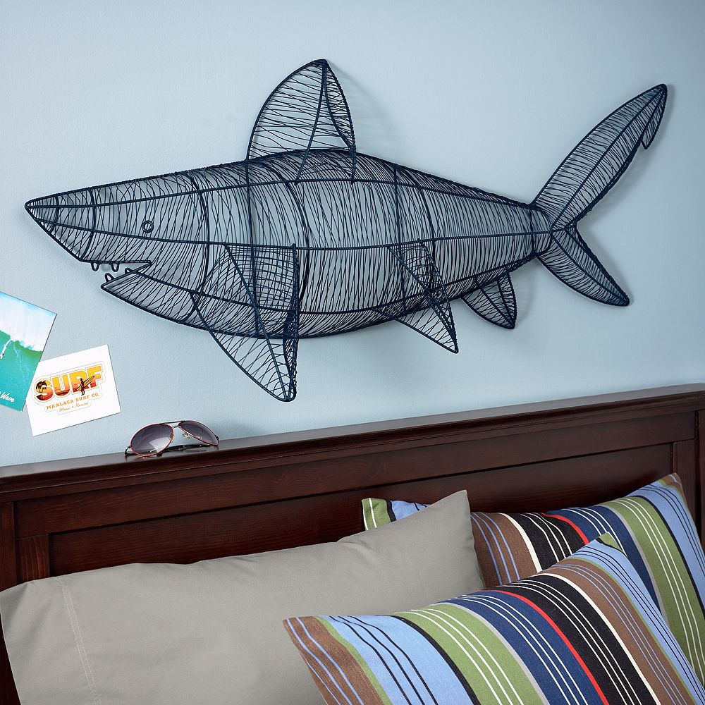 shark bedroom decor - 28 images - shark wall decor ...