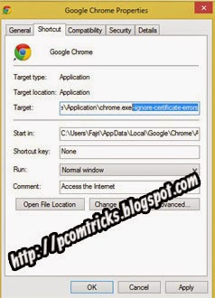 inwards the browser equally it did on the figurer How to Fix SSL Error inwards Google Chrome