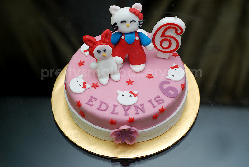 Kek Birthday Hello Kitty Hello Kitty Birthday Cake
