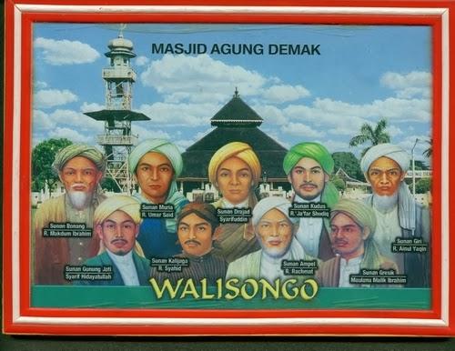 Koleksi Gambar WaliSongo  Kekasihque