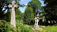 Jesmond Old Cemetery, Newcastle.