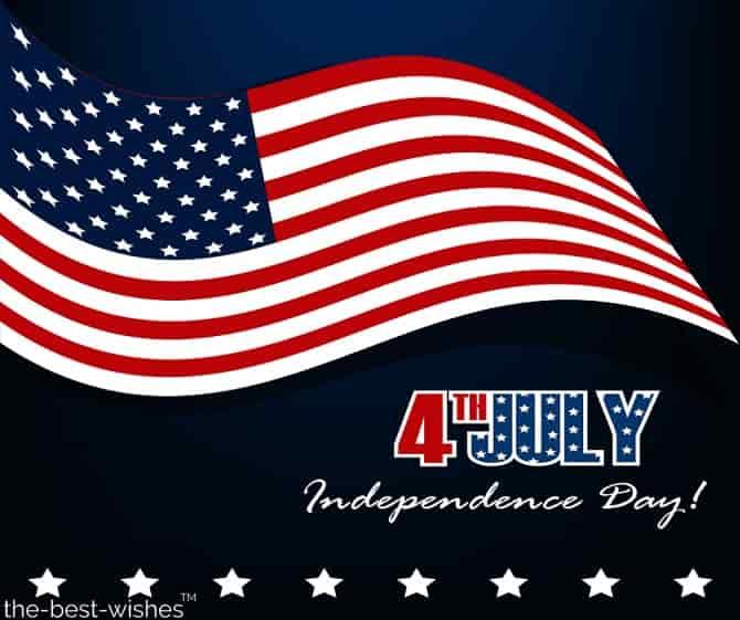 happy july 4th usa