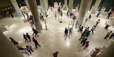 Τα πρώτα σε επισκεψιμότητα μουσεία τον Ιανουάριο