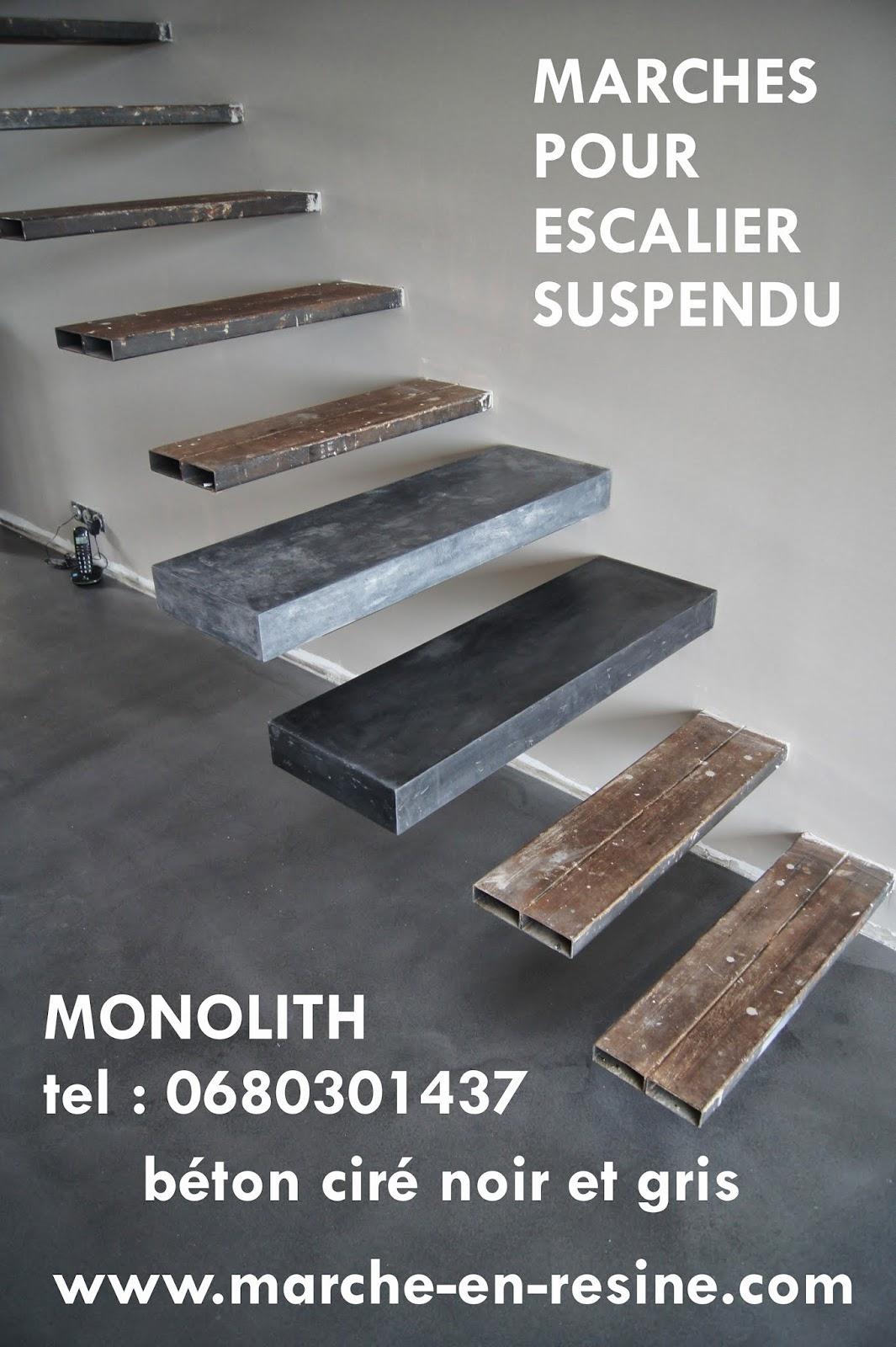 Recouvrir Un Escalier En Béton renovation de son escalier en bois ou en beton brut