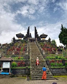 Besakih Mother Temple Bali