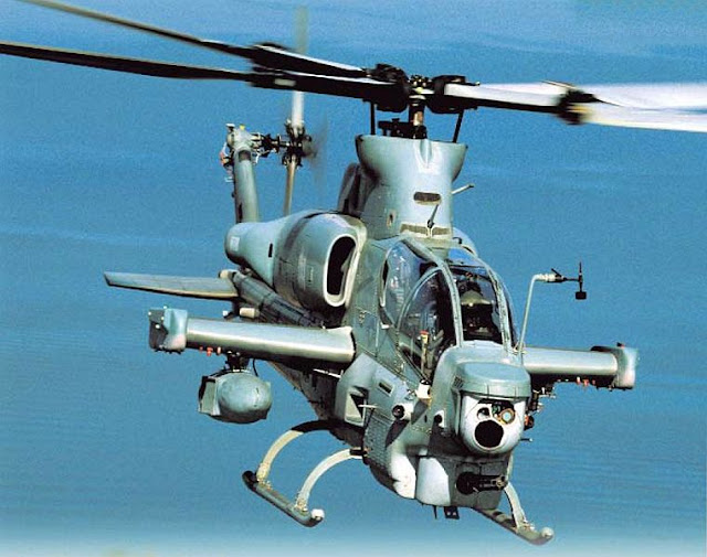Helikopter Bell AH-1Z Viper