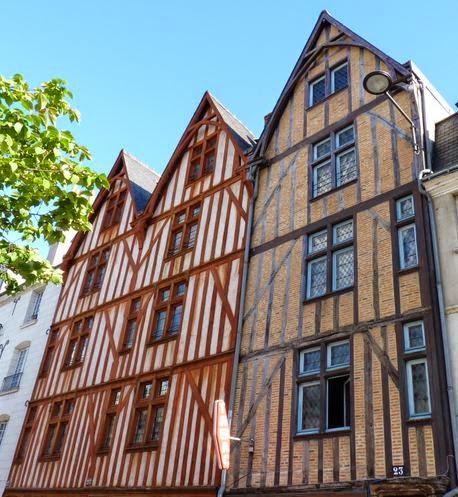 Rue Colbert, Tours.