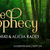 Cover Reveal - The Fire Prophecy by Megan Linski & Alicia Rades