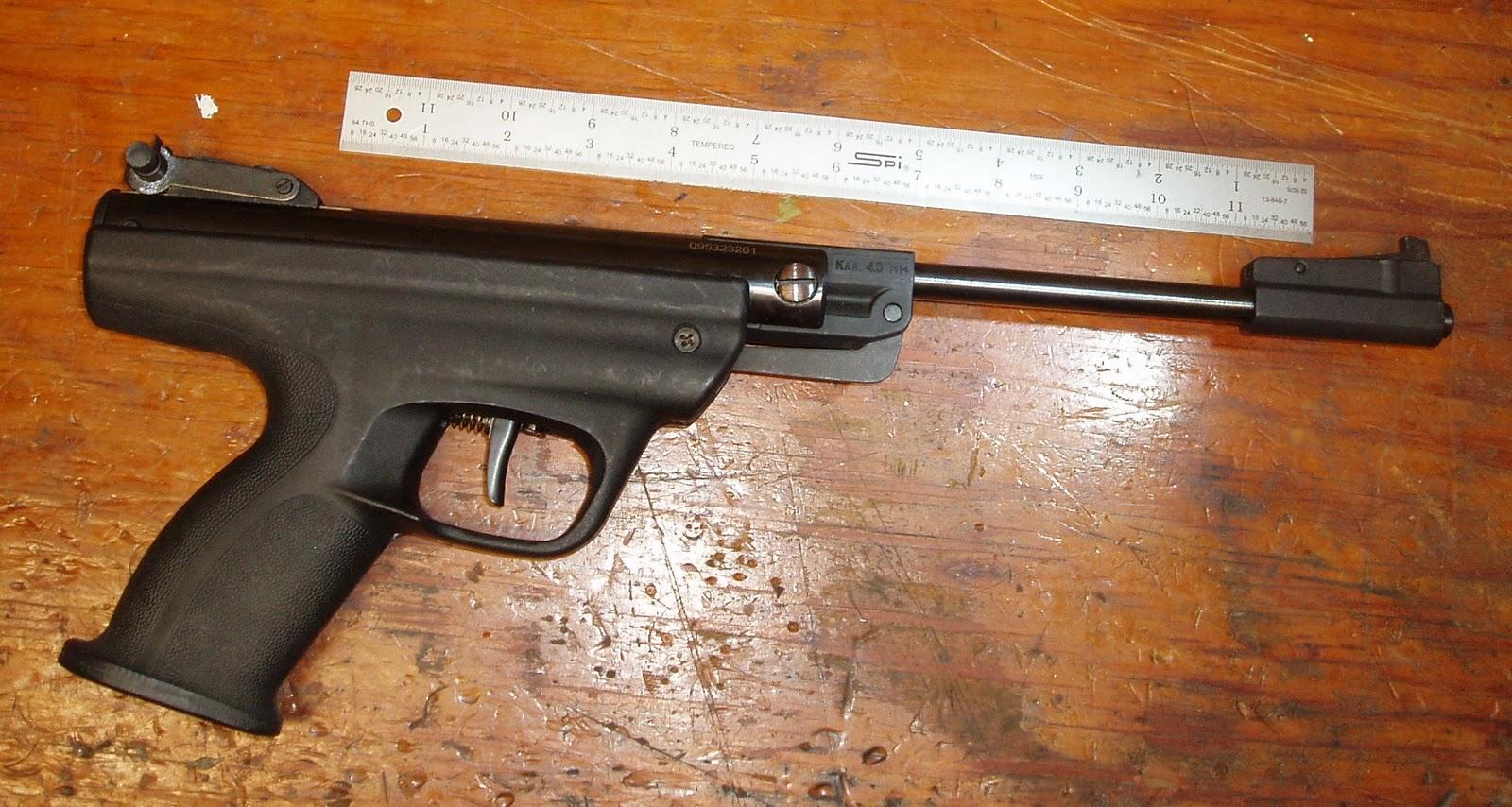 Another Airgun Blog: Overhauling the IZH 53M Part 1