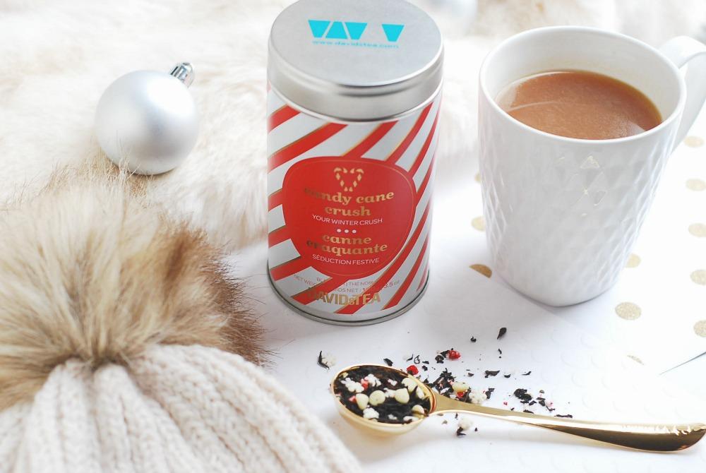 David's Tea Christmas 2016 Candy Cane Crush