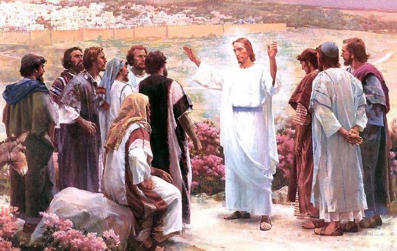 Estudio Biblia: HECHOS 1:1-11. Ascensión de Jesús