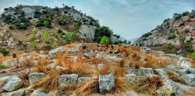Hariharapura fort, Karnataka