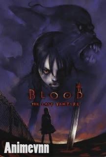 Blood The Last Vampire - Huyết Chiến Ma Cà Rồng 2013 Poster