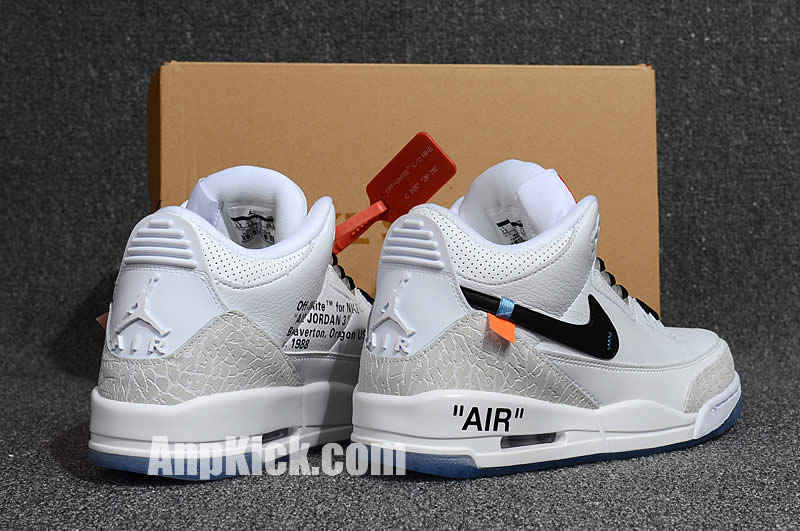 new concept 21ce7 56088 AnpKick Brand Street Footwear: Off-White x Air Jordan 3 OG ...