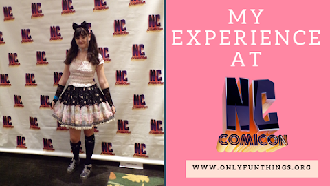 NC Comicon (Durham) 2018 - My Experience!