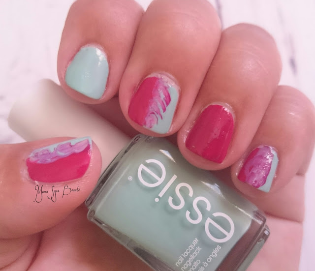 Mint Candy Apple Essie Cross The Line Sephora