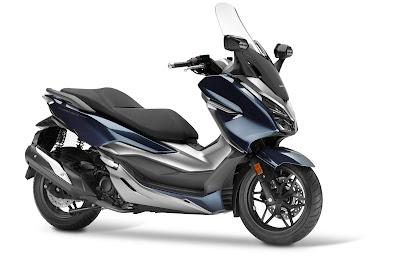 Honda Forza 300 2018 atau Forza 250 calon pesaing xmax 250