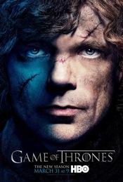 Tyrion / game of thrones poster