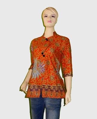 Baju Batik Modern Pekalongan Pria dan wanita 6952ac8914