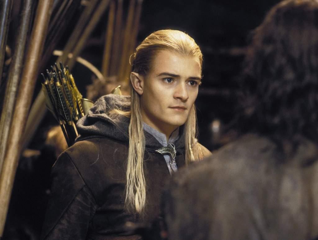 Orlando Bloom As Legolas Greenleaf The Inside Trek...