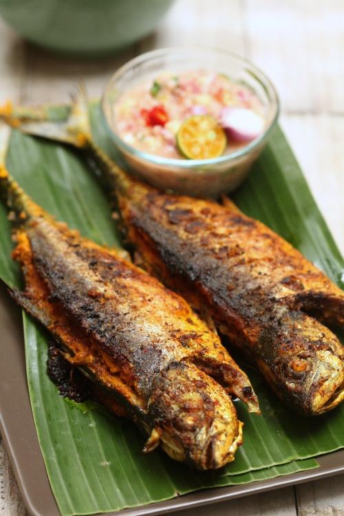 masam manis ikan cencaru sumbat sambal Resepi Ikan Kembung Masak Sambal Serai Enak dan Mudah