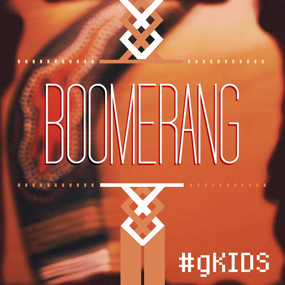 #gKIDS - boomerang - artwork
