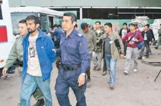 5 Pekerja Ilegal Asal Indonesia Dan Vietnam Di Jatuhi Hukuman 15 hingga 18 Bulan