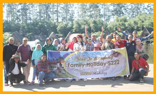Paket Wisata Bandung Murah Bersama Mawa Holiday Tour Travel
