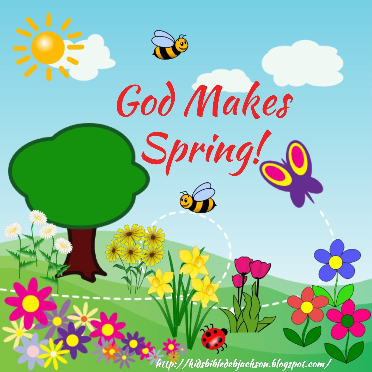 Free Preschool Craft Ideas For Spring