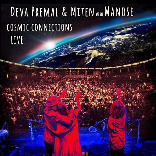 """""""Cosmic Connections Live"""", lo nuevo de Deva Premal & Miten con Manose"""