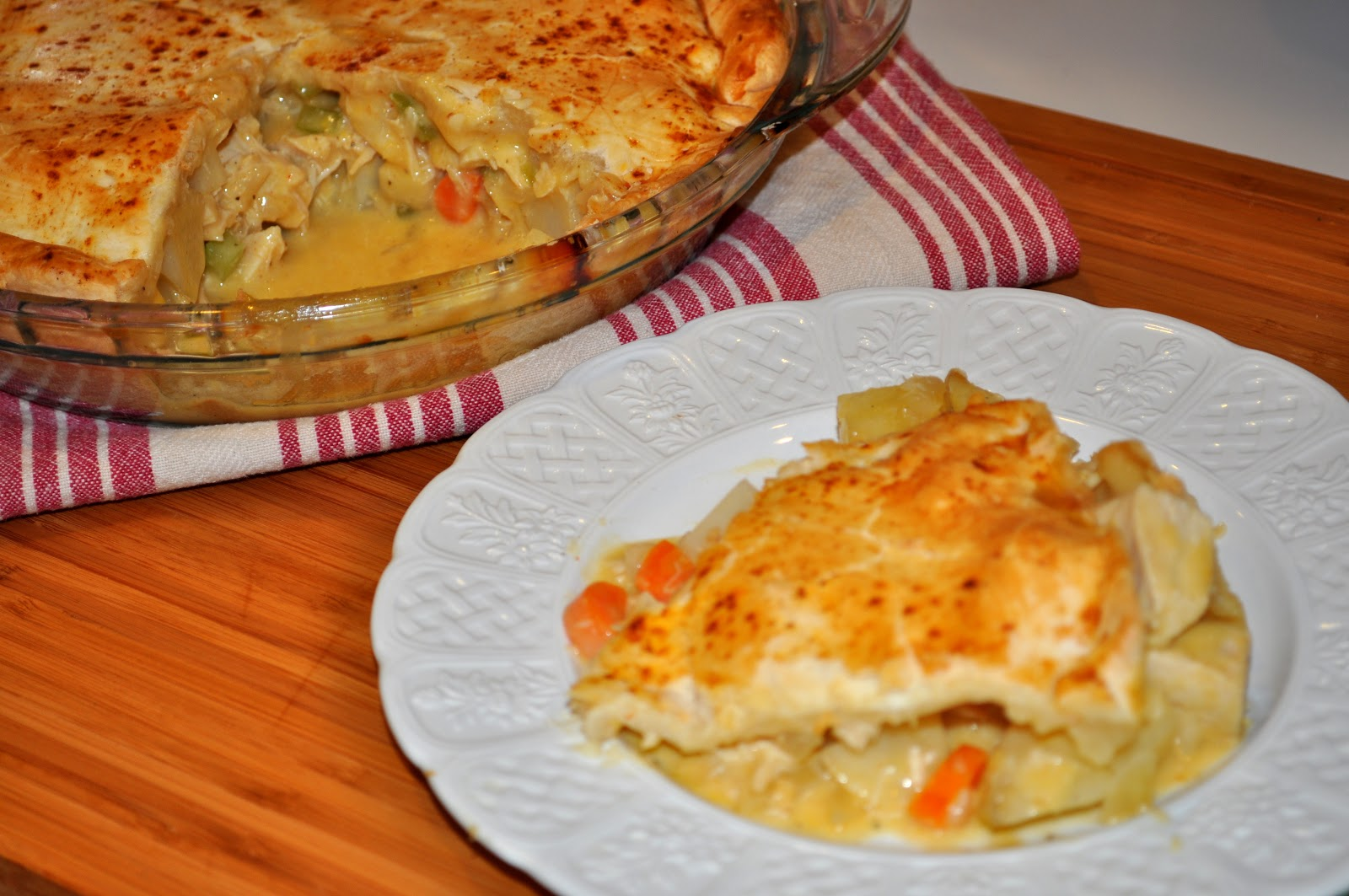 CookingwithSweetface: Chicken Pot Pie - photo#40