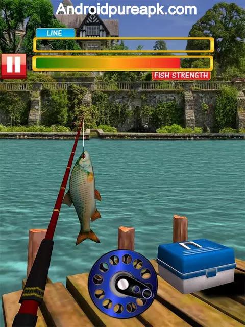 Real Fishing Pro 3D Mod Apk