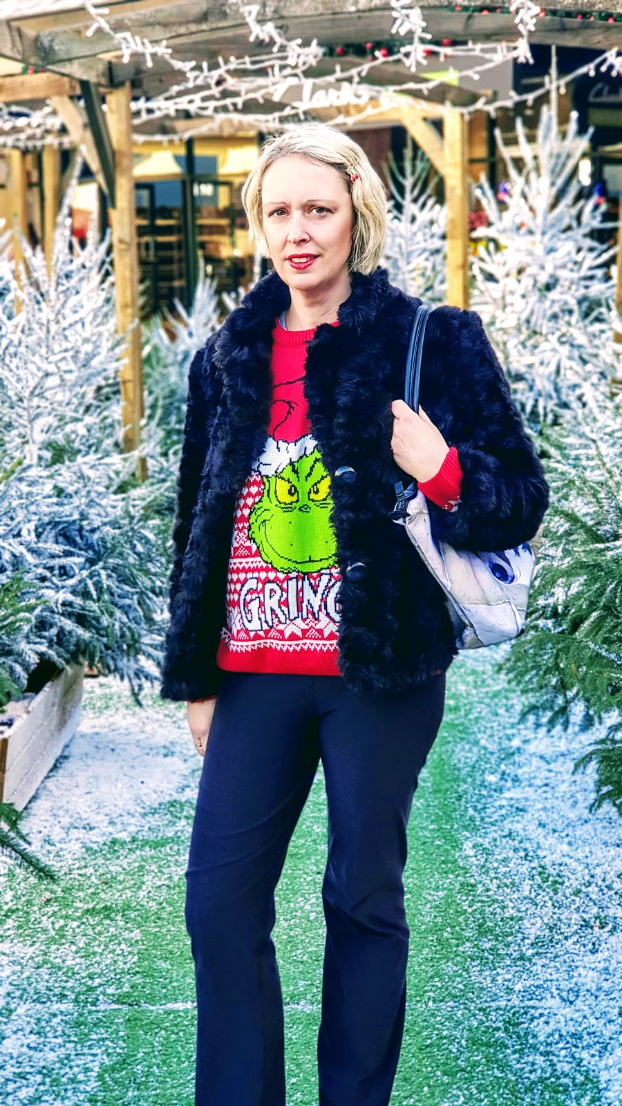 Grinch Christmas Jumper: Primark
