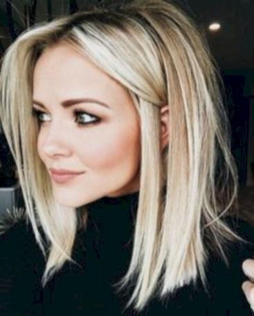 Cute Layered Hairstyles For Medium Length Hair 29