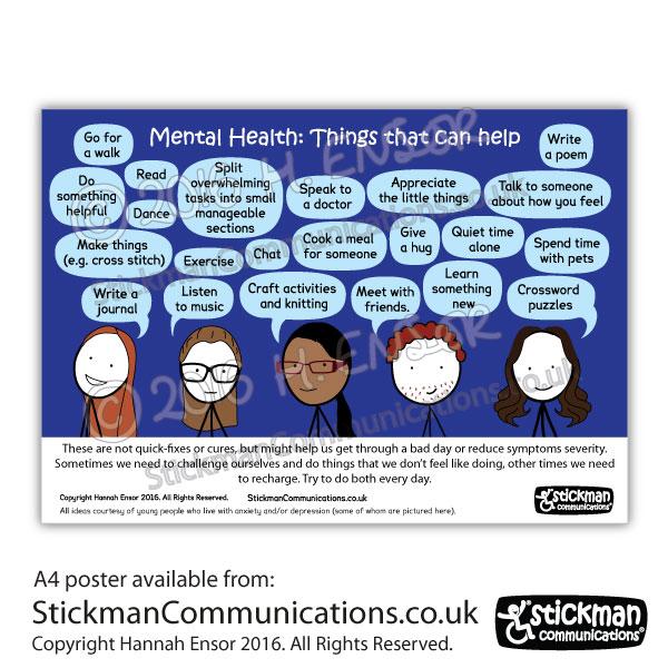Stickman Communications Creating Better Communication About Mental
