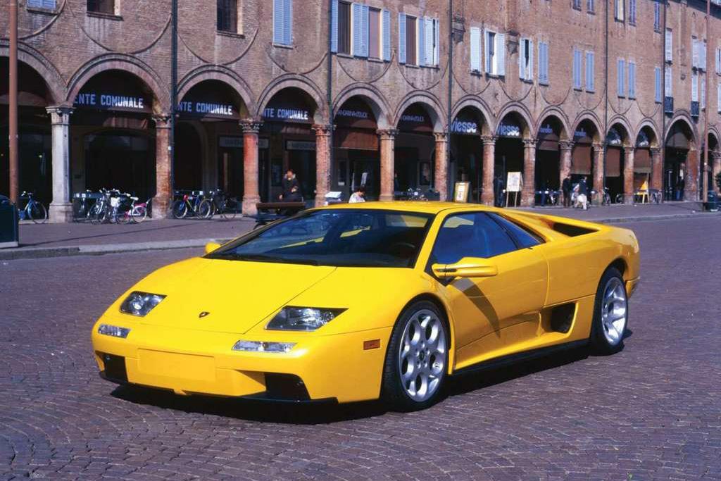 Lamborghini diablo pics
