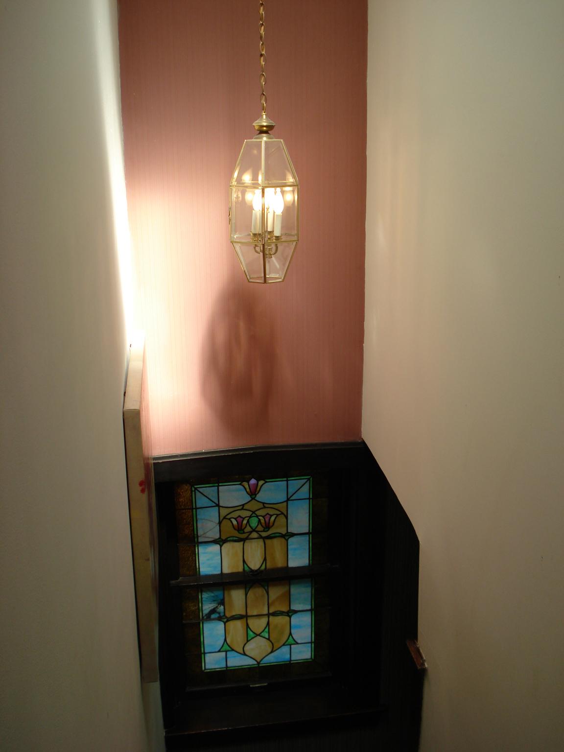 Down Basement Stairs Lighting: Five2eight