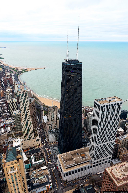 Обои небоскребы, мичиган, chicago, чикаго, иллиноис. Города foto 9