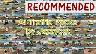 Ai Traffic Packs by Jazzycat