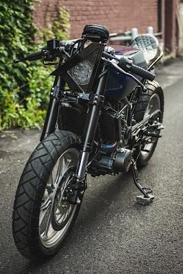 KTM RC390 modified