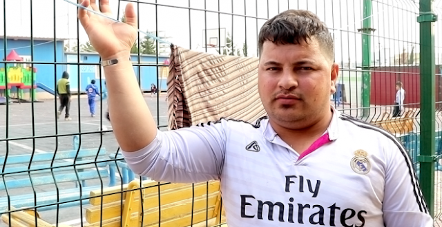 Madridista asirio de Erbil
