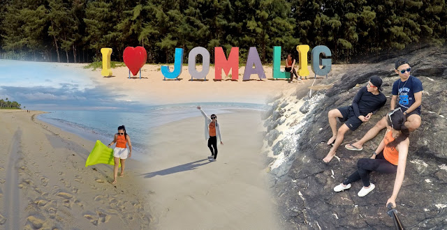 Rizza Salas travel 2016 Jomalig Island