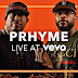 PRhyme- Streets at Night [Live at Vevo] (Video)